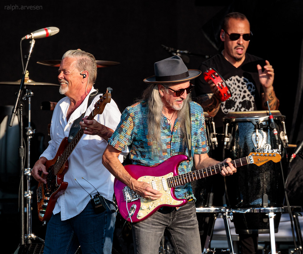 The Doobie Brothers | Texas Review | Ralph Arvesen