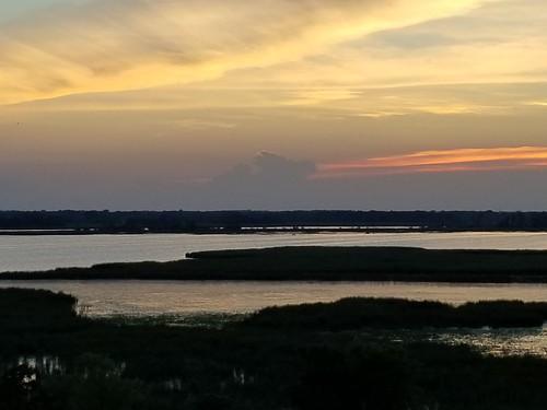 Palmatory Lookout sunset - 071419