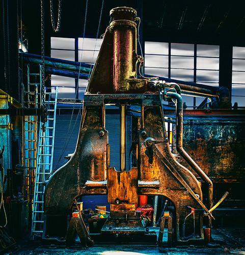Chambersburg Steam Hammer