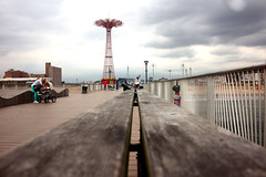 I love Coney Island.
