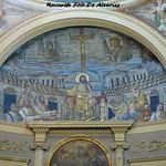 1930 2009 Santa Pudenziana mosaico absidale V sec. b, Foto Welleschik - https://www.flickr.com/people/35155107@N08/