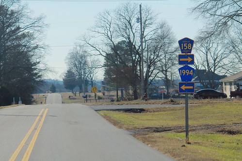 Dekalb CR47 South - CR158 + CR1994 Signs