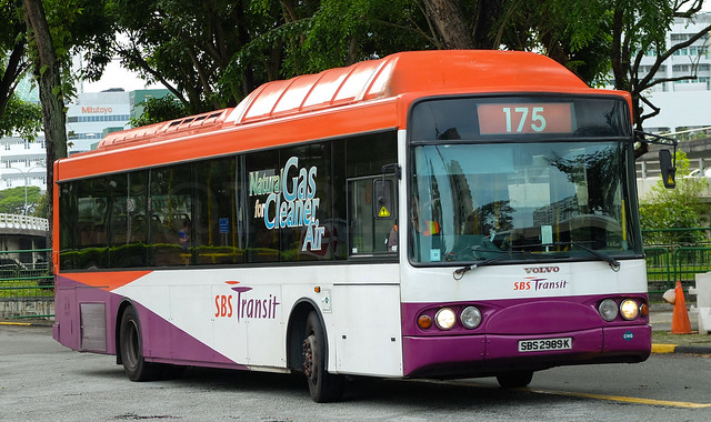 Volvo B10BLE CNG