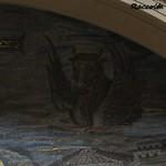 1930 2014 Santa Pudenziana mosaico si vede la mutilazione cinquecentesca ai lati b - https://www.flickr.com/people/35155107@N08/