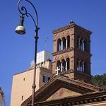 1866 2011 S. Pudenziana torre campanaria c - https://www.flickr.com/people/35155107@N08/