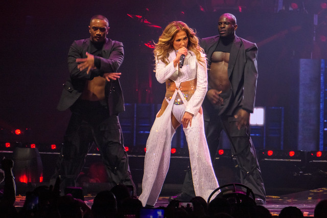 Jennifer Lopez : It's My Party - Madison Square Garden, New York (2019)