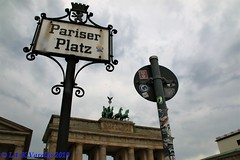 Berlim - placas