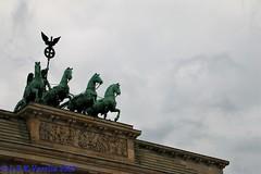 Berlim - estátuas