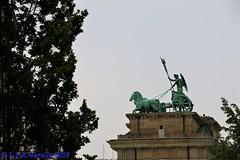 Berlim - Portão de Brandenburgo