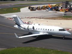 M-TOPI Bombardier Canadair Challenger 605 (Gladiator Flight Ltd)