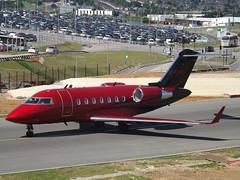 G-RANE Bombardier Canadair Challenger 605 (SaxonAir Charter Ltd)