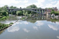 River Sarthe - Photo of Doucelles