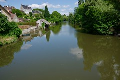 The River Sarthe - Photo of Doucelles