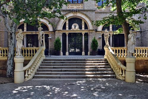 Casino del balneario Termas Pallarés (Alhama de Aragón)