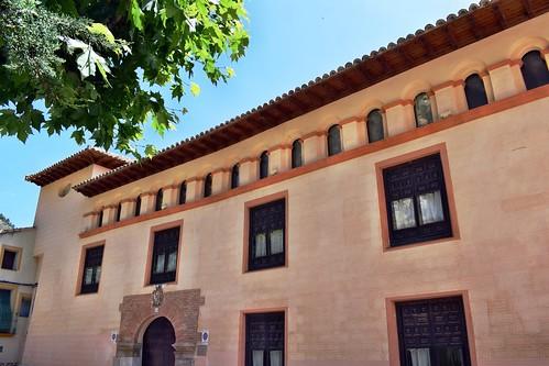 Palacio de los Padilla (Alhama de Aragón)