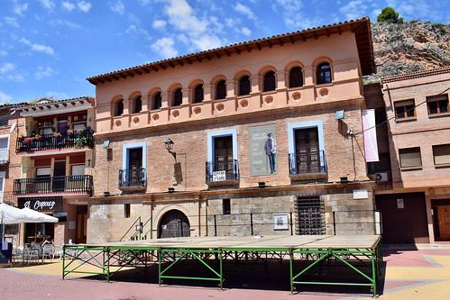 Casa Palacio (Alhama de Aragón)