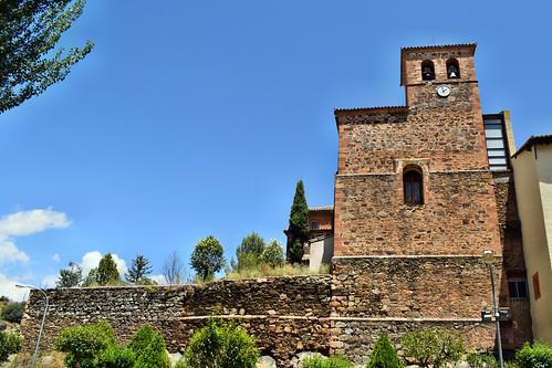 Iglesia de San Salvador (Castejón de las Armas)