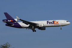 N610FE - FedEx - McDonnell Douglas MD-11F