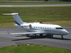 M-RLIV Bombardier Canadair Challenger 605 (Mobyhold Ltd)