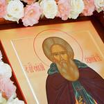 ПРЕСТОЛЬНЫЙ ПРАЗДНИК ХРАМА ПРЕПОДОБНОГО СЕРГИЯ РАДОНЕЖСКОГО АРХИЕРЕЙСКОГО ПОДВОРЬЯ В СЕЛЕ ДИВНОМОРСКОЕ