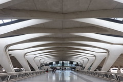 Dworzec Lyon-Saint-Exupéry TGV