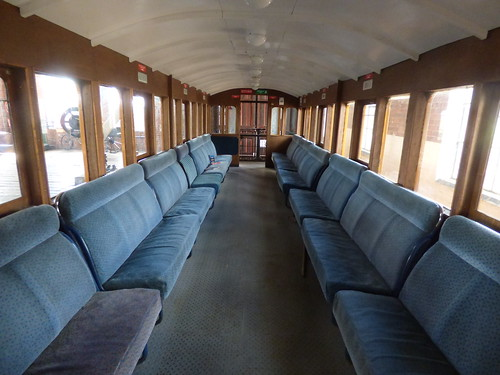 East Anglian Railway Museum - The Goods Shed - Henrietta coach