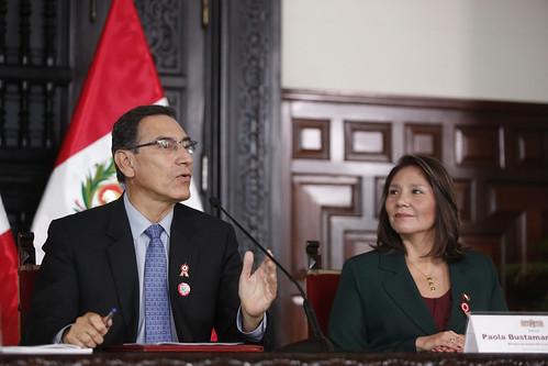 """Presidente Vizcarra promulga el decreto que aprueba la estrategia """"Primero la Infancia"""""""