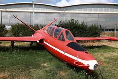 Fouga CM.170R Magister