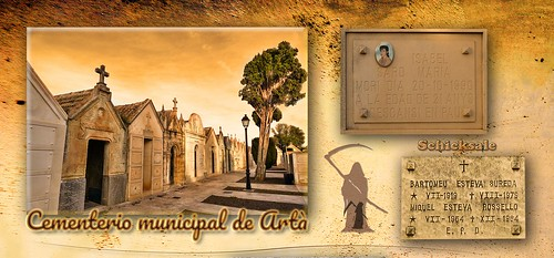 Cementerio municipal de Arta