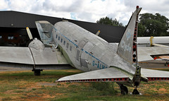 Clyde Aviation / Douglas C-47A Dakota / G-ALWC