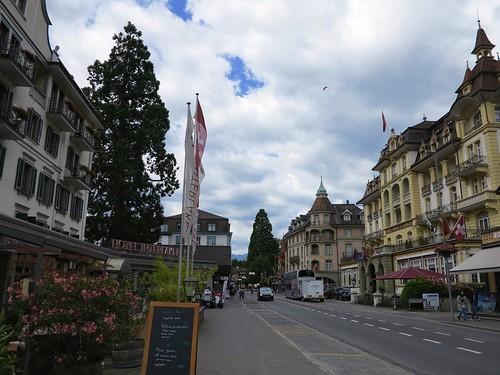 Downtown Interlaken