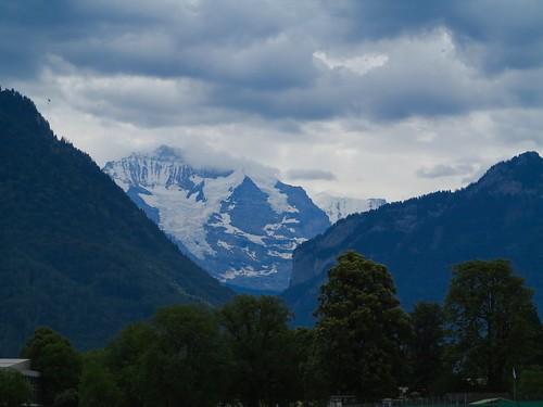 Eigergletscher from Interlaken