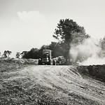 Madison County, NY 1940's (late) Cat D7-3T bulldozer (1951