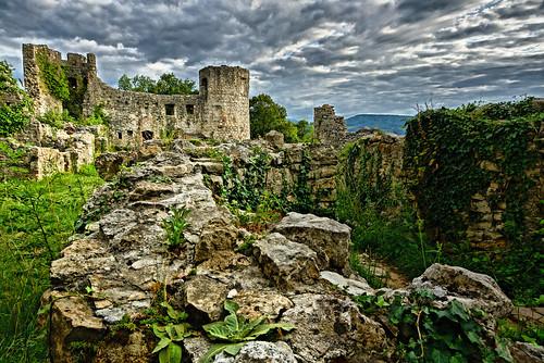 Dorneck (14th century) ©twe2017☼