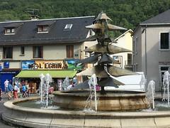 Saint-Lary-Soulan, Fountain_mobile 1