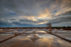 Image by Vincent_Ting (formosating) and image name Sunset at salt field 井仔腳鹽田夕陽 photo  about Copyright © Vincent Ting Photography. All rights reserved. Please don't use without my permission Welcome visit my Getty Images |Adobe stock| instagram | Facebook