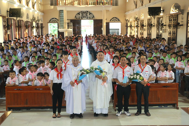 TNTT Phù Ninh