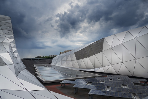 From the terrace of the Confluences Museum in Lyon (4)