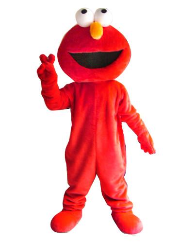 芝麻街-Elmo