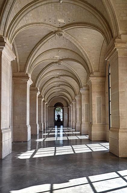Perspective-Palais des Beaux-arts- Lille