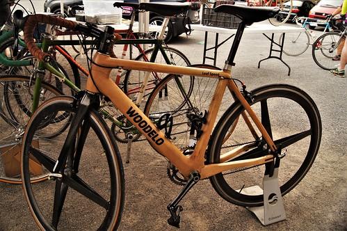 Brendan Hennessy's bike