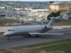 9H-ILY Bombardier Canadair Challenger 850 (VistaJet)