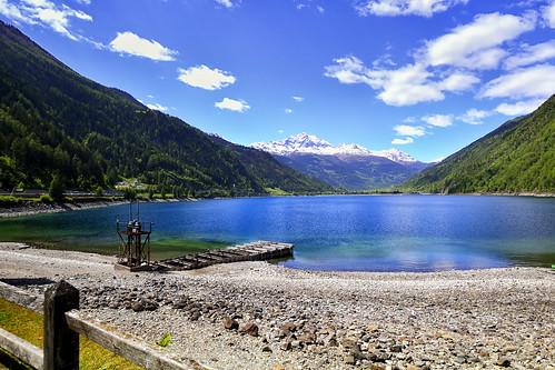 A view of MiraLago - Switzerland.