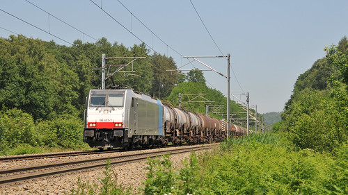 Lineas 186 453 Moresnet-Chapelle 06.06.2018