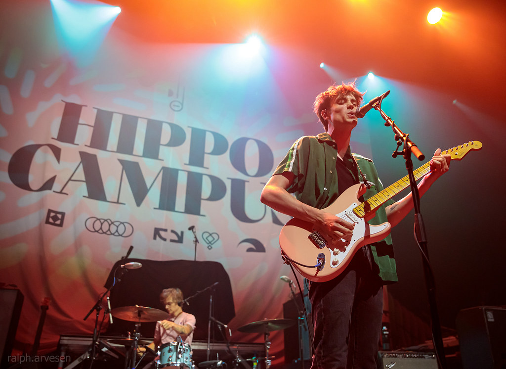 Hippo Campus | Texas Review | Ralph Arvesen