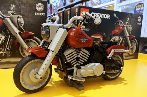 Harley Davidson (Lego version)