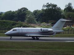 9H-VFA Bombardier Canadair Challenger 605 (VistaJet Malta)