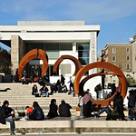 Ara Pacis con sculture di Beverly Pepper - https://www.flickr.com/people/82911286@N03/