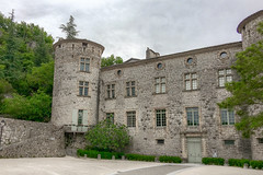 122757 Le château de Vogüé