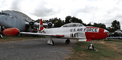 USA Air Force / Lockheed T-33A